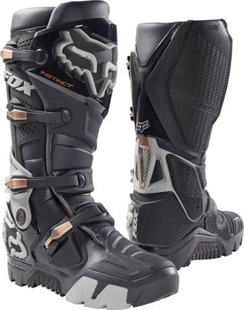 BUTY FOX INSTINCT OFF ROAD CHARCOAL 14 (WKŁADKA 305MM)