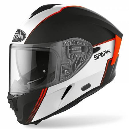 KASK AIROH SPARK CYRCUIT BLACK