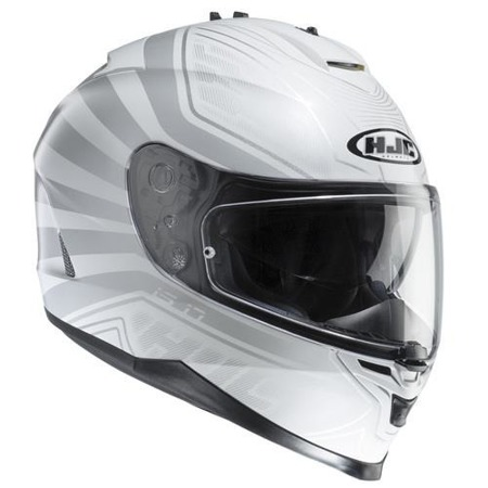 KASK HJC IS-17 ORDIN WHITE/GREY