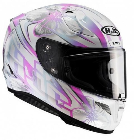 KASK HJC R-PHA-11 CANDRA WHITE/PINK