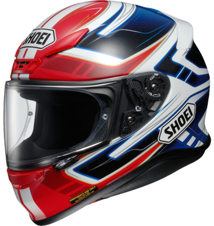 KASK INTEGRALNY SHOEI NXR VALKYRIE TC-1