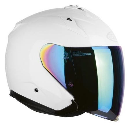 KASK OZONE OPEN FACE CT-01 WHITE